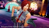 The King of Fighters XV Adds Vanessa...