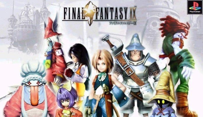 Final Fantasy 9 Coming to PS4, Says New Rating