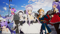 Azur Lane Crosswave shows off the...