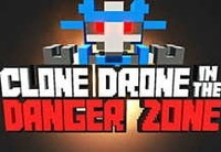 Clone Drone In The Danger Zone game