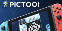 Logic puzzle game Pictooi from...
