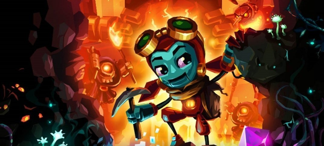 Review: SteamWorld Dig 2 (PS4)