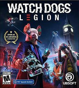 Watch Dogs Legion game