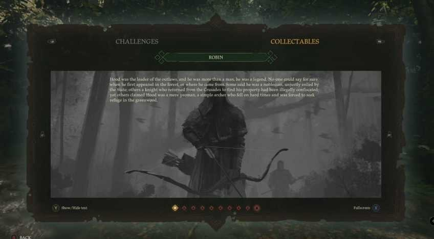 Hood: Outlaws & Legends Collectibles Guide