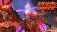 Doom Eternal Horde Mode Gameplay...