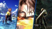 Poll Vote For the Best Final Fantasy...