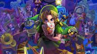 The Legend of Zelda Majora's Mask...