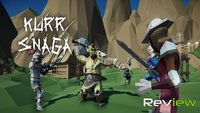 Kurr Snaga: Kurr Snaga Review - You Not Gorn