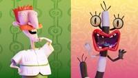 Nickelodeon AllStar Brawl looks...