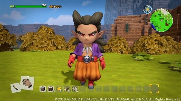 Dragon Quest Builders 2 details Malroth
