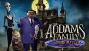 The Addams Family: Mansion Mayhem game