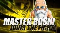 Dragon Ball FighterZ  Master Roshi...