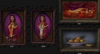 World of Warcraft Paintings Were...