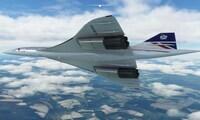 Microsoft Flight Simulator Concorde...