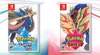 Pokemon Sword And Pokemon Shield: Pokemon Sword & Shield Double Pack purchase bonus detailed