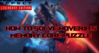 Mass Effect Legendary Edition Noveria...