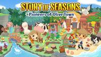 Story of Seasons Pioneers of Olive...