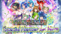 Double Special Heroes Summoning Focus now live in Fire Emblem Heroes