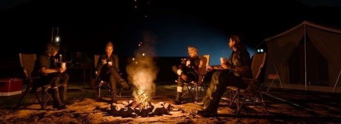 Final Fantasy 15 Patch Fixes Bugs and Adds Stinky Tofu