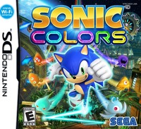 Sonic Colors game
