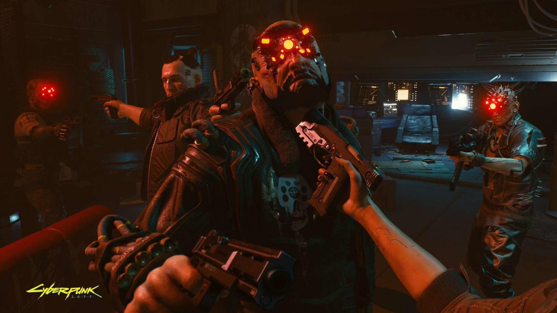 CD Projekt RED claims that Cyberpunk 2077's performance has reached a satisfying level