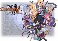 Disgaea 4 Complete+: Disgaea 4 Complete+ releasing on Switch this fall