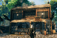 This mod adds The Witcher 3's Geralt...