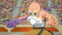A new Master Roshi trailer for...