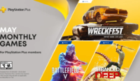May 2021 PS Plus Free Games Include...