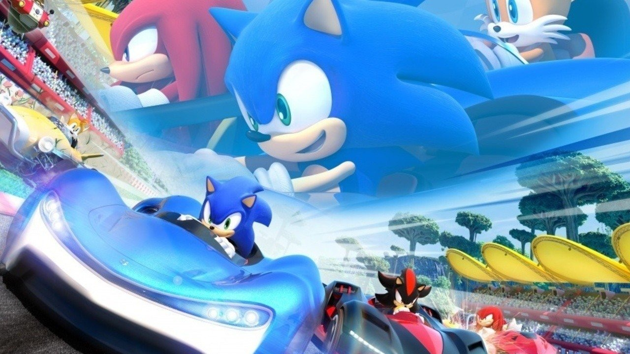 Another Sonic The Hedgehog Double Pack Appears To Be Coming To Switch