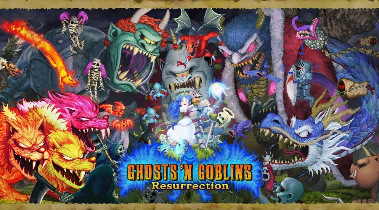 Ghosts 'n Goblins Resurrection Gets PC Xbox One and