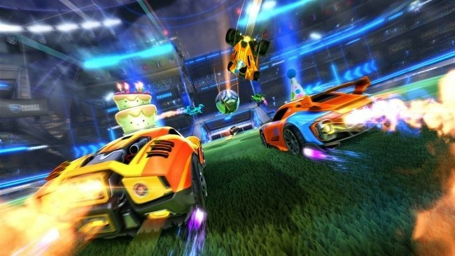 Big Rocket League Update Incoming to Celebrate 5th Anniversary