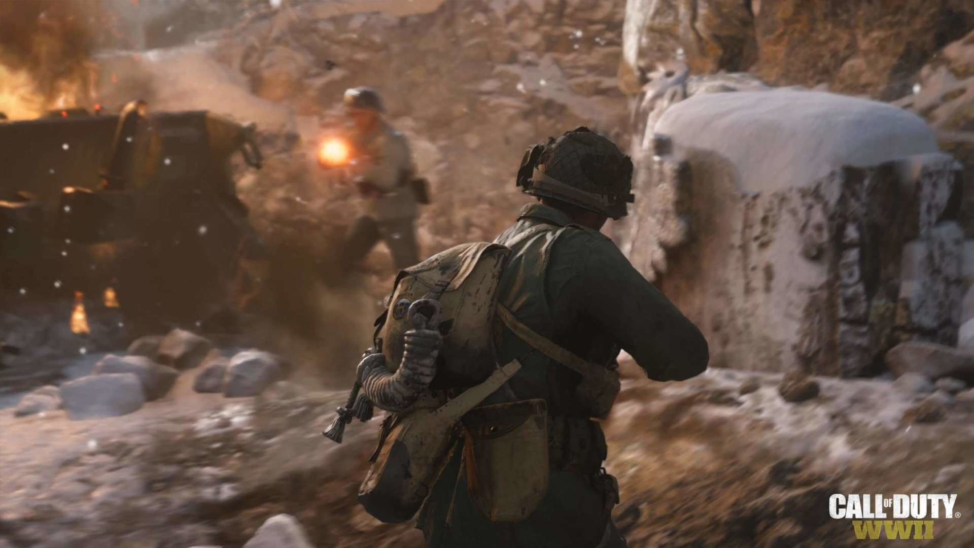 Call of Duty WW2 Vanguard rumored to be significantly