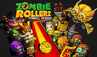 Zombie Rollerz Pinball Heroes announced...