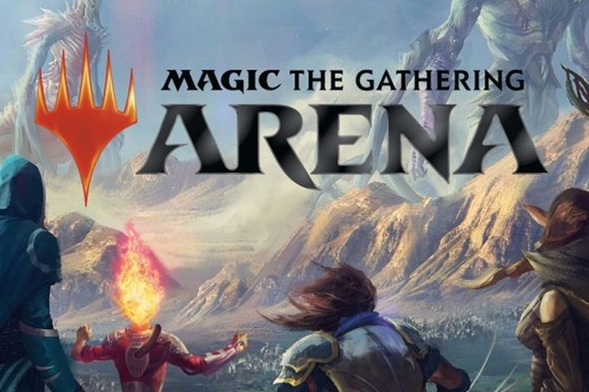 Magic: The Gathering Arena game