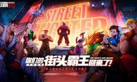 Street Fighter Duel Mobile Game...