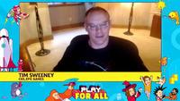Tim Sweeney Attributes Epic Games...