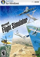 Microsoft Flight Simulator X game