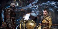 God of War Ragnarok Comes to Life in Creative Cover Art Animation