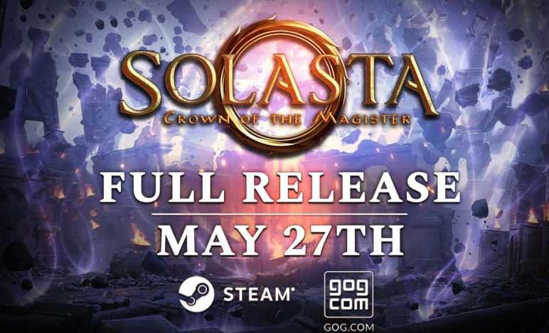 Solasta Crown Of The Magister Emerges From Early Access