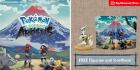 UK Preorder Pokemon Legends Arceus...