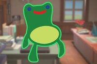 Froggy Chair is BACK in Animal...