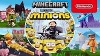 Minecraft reveals Minions DLC