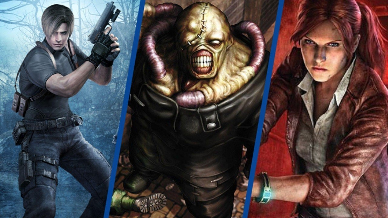 All Resident Evil Games Ranked and Best Places to
