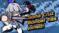 Soma Cruz Bomber coming to Super...