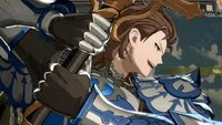 Granblue Fantasy Versus: Granblue Fantasy Versus - Here's Your First Look at Blue Percival 2nd Color in Action