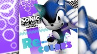 Sonic Colors Ultimate soundtrack...