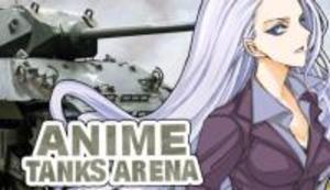 Anime Tanks Arena game