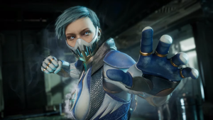 Mortal Kombat 11: You dont have to  pay for Frost even though its suggested you have to