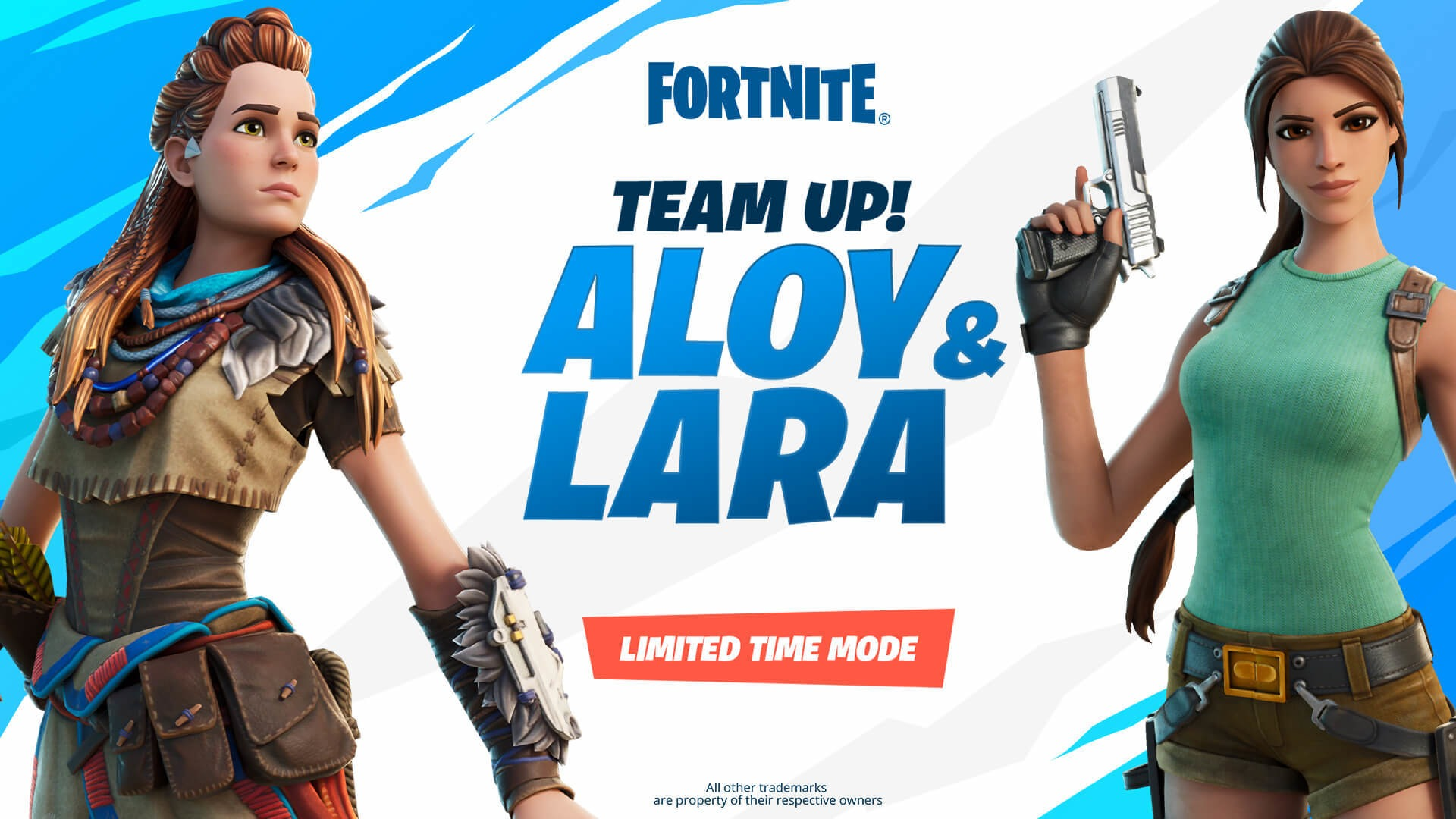 Fortnite Lara Croft and Aloy Team Up Event Delayed